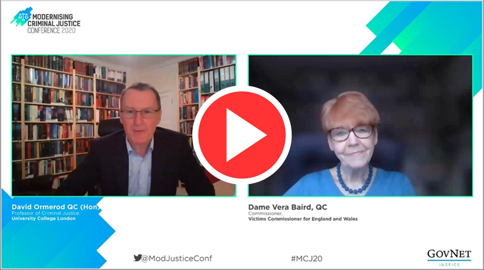 Video: In conversation With Dame VeraBird